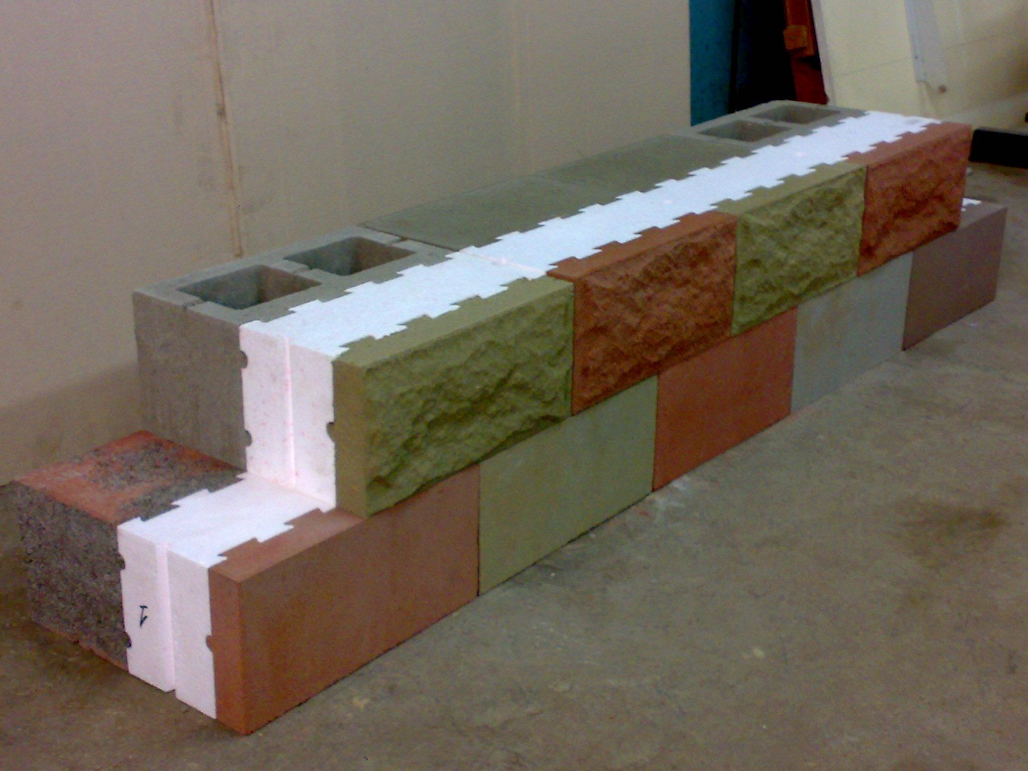 утепленные блоки для строительства